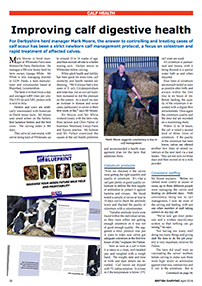 British Dairying Article